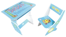 Sunbaby Student Desk - Blue