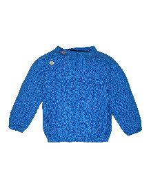 FS Mini Klub Full Sleeves Sweater - Blue