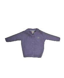 FS Mini Klub  Full Sleeves Cardigan - Purple