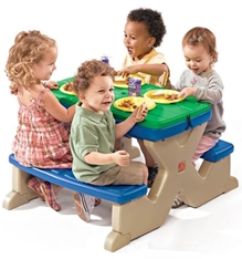 Step2 Naturally Playful Picnic Play Table