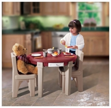 Step 2 - Lifestyle Table & Chair Set