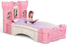 Step2 - Princess Palace Twin Bed