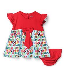 Wonderchild Printed Dress - Multicolour