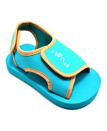 Pugs Posh Pups Sporty Shoes - Blue