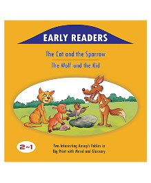 The Cat And The Sparrow And The Wolf And The Kid - English