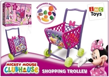 Mickey Mouse Shopping Trolley