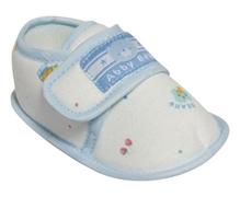Baby Booties - Big Velcro Strap