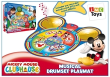 IMC Toys - Disney Mickey Musical Drumset PlayMat