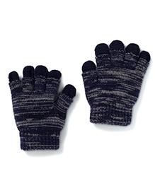 Pumpkin Patch Gloves - Blue