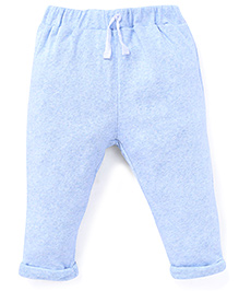 Pumpkin Patch Thermal Bottoms - Blue