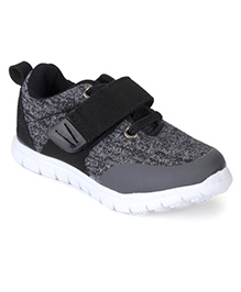 Pumpkin Patch Casual Shoes - Grey Black
