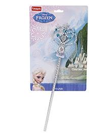 Disney Frozen Funskool Wand Blue Silver - 30 Cm