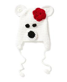 The Original Knit Cap - White