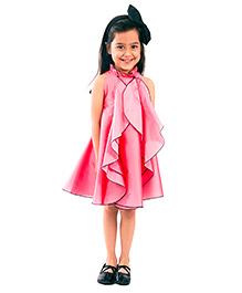 Kidology Fairytale Pearl Dress - Onion Pink