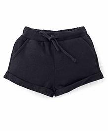 Fox Baby Plain Shorts - Black