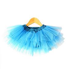 Frills N Frocks Tutu Skirt - Blue