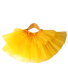 Frills N Frocks Tutu Skirt - Yellow