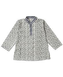 Kidcetra Kurta Pajama - Off White