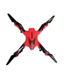 Emob Drone Headless Mode 6 Axis Gyro Quadcopter With HD Camera - Red