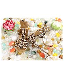LCL Gladiator Sandals - Beige