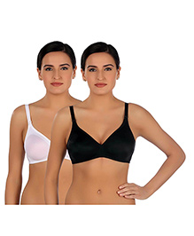 Triumph Mamabel Maternity Bras Pack Of 2 - Black White