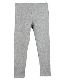 Lilliput Kids Full Length Winter Leggings - Grey