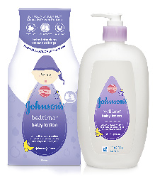 Johnson's Bedtime Baby Lotion - 500 Ml