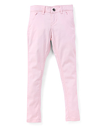 Gini & Jony Full Length Pant - Pink