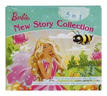 Barbie - 5 In 1 New Story Collection