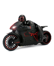 The Flyer's Bay Remote Controlled Motorcycle - Red Black