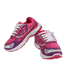 Myau Sports Shoes - Pink