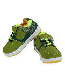 Myau Rainbow Shoes - Green