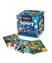 Green Board BrainBox Sport Game - Multi Color