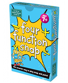 Green Board Four Function Snap Game - Multi Color