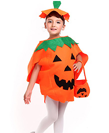 Pre Order - Superfie Pumpkin Set For Halloween - Orange
