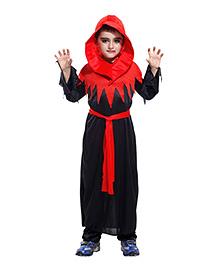 Pre Order - Superfie Unisex Halloween Set - Red & Black