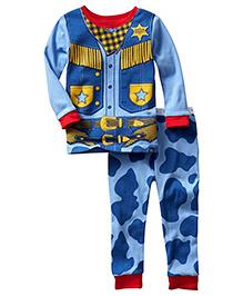 Pre Order - Superfie Sheriff Set - Blue