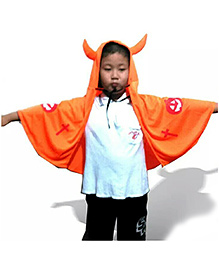 Pre Order - Superfie Devil Cape - Orange