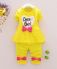 Superfie Chocogirl Beautiful Set - Yellow