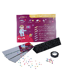 JackInTheBox Space Explorer 2 In 1 Game - Multicolor