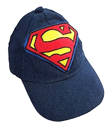 Thought Counts Superhero Cap - Denim