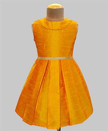 A.T.U.N Classic Audrey Dress - Yellow