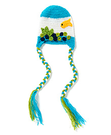 The Original Knit Ocean World Knitted Cap - Multicolour