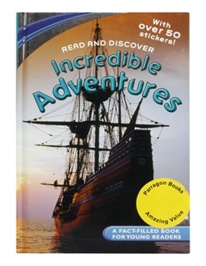 Read & Discover Incredible Adventures