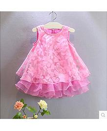 LivFuture Beautiful Party Dress - Pink