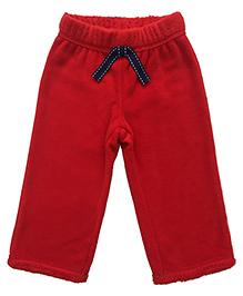 CrayonFlakes Rabbit Fur Pyjama - Red