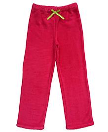 CrayonFlakes Rabbit Fur Pyjama - Pink