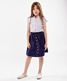 FS Mini Klub Woven Shorts - Blue