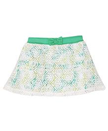 FS Mini Klub Knit Skirt - Green