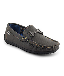 Kittens Shoes Loafers - Grey